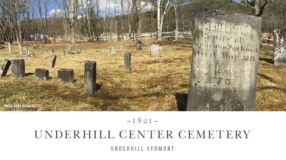 Underhill Center Cemetery