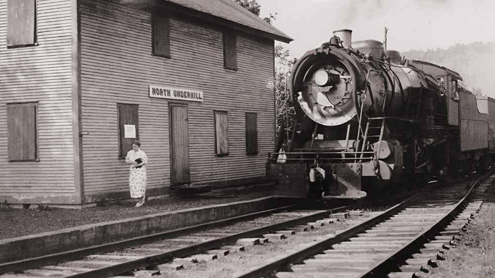 Burlington-and-Lamoille Railway
