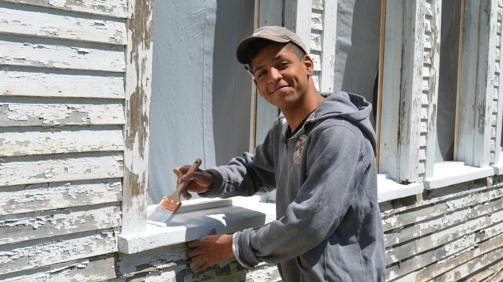 Underhill Historical Society Schoolhouse Restoration