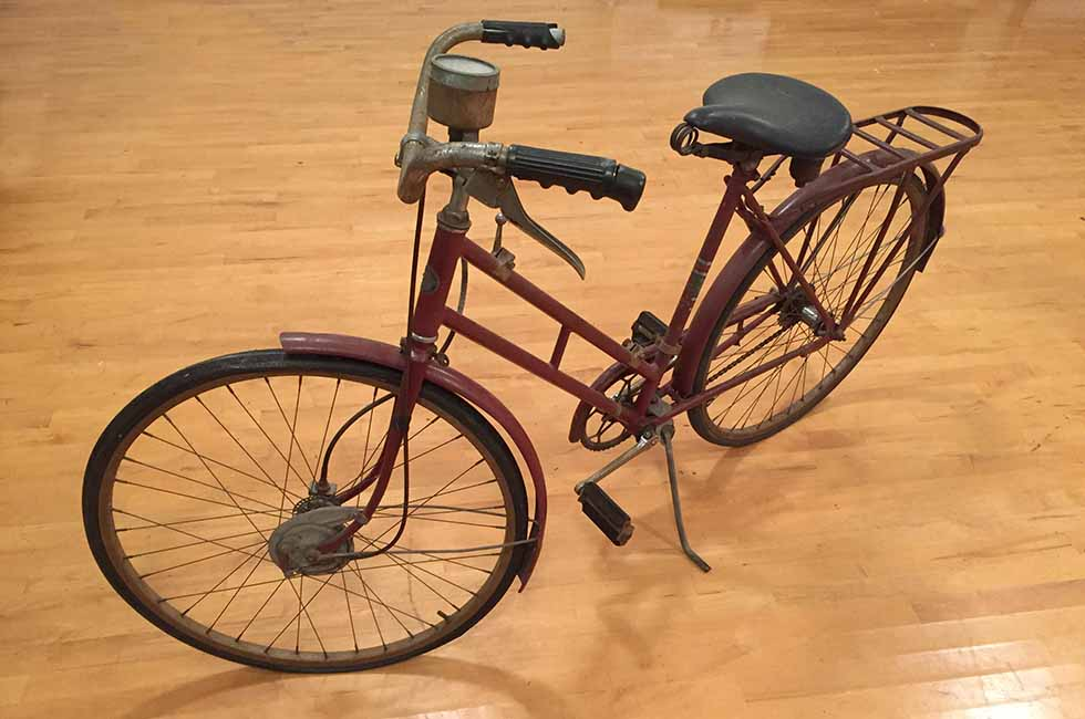 W.C. Bailey's Bicycle