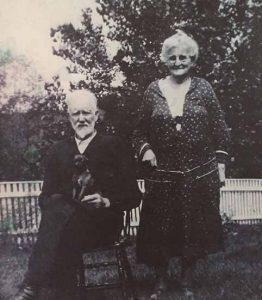 Hiram and Octavia Bogue