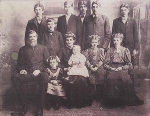 Bogue Family Portrait